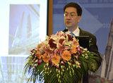 霍尼韦尔特性材料和技术集团副总裁兼亚太区总经理张宇峰博士演讲