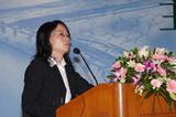默克化工中国化工技术合作部业务拓展经理 朱曼曦 博士